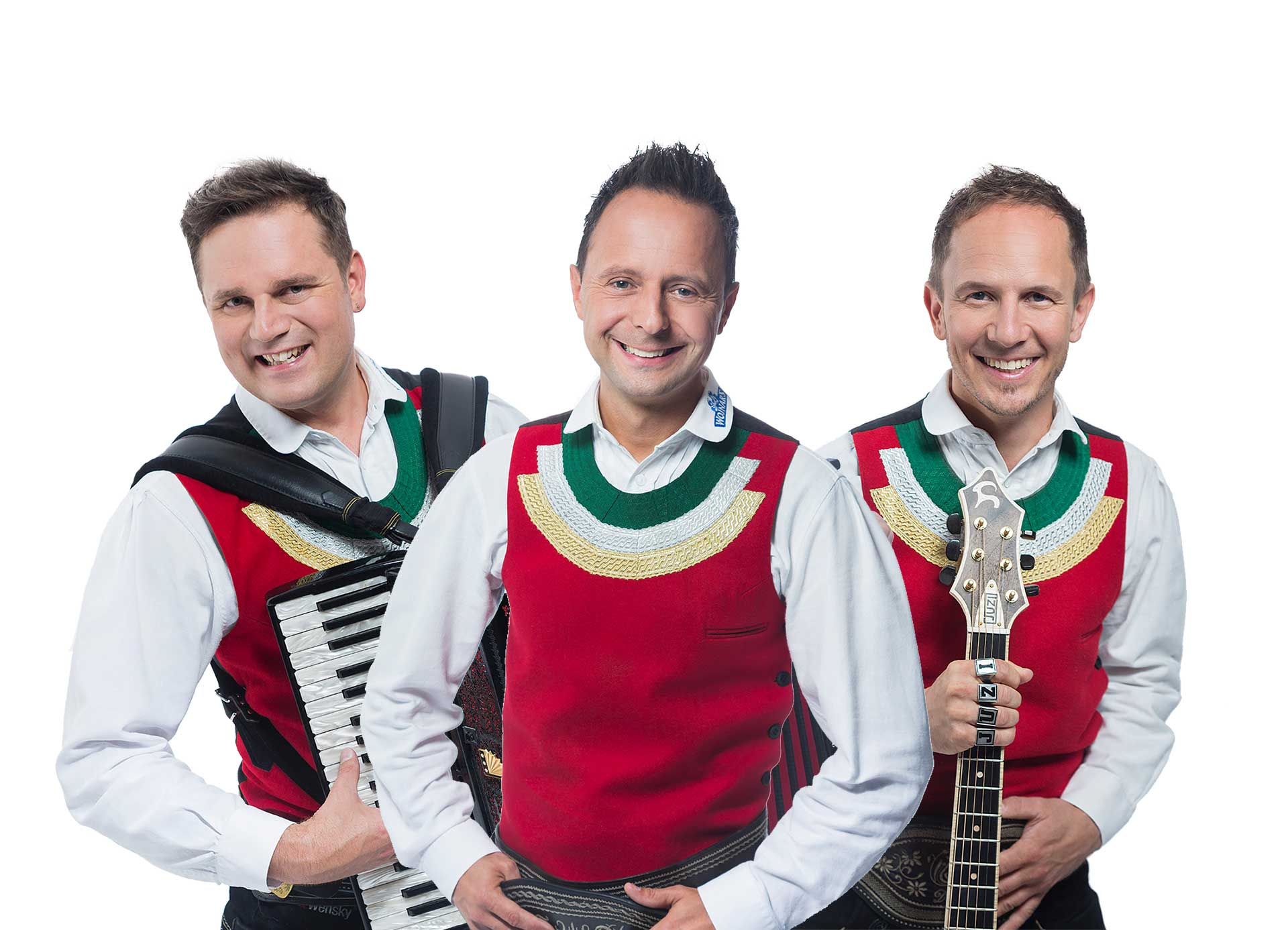 Die jungen Zillertaler spielen auf dem 26. Alpenregionstreffen 2020