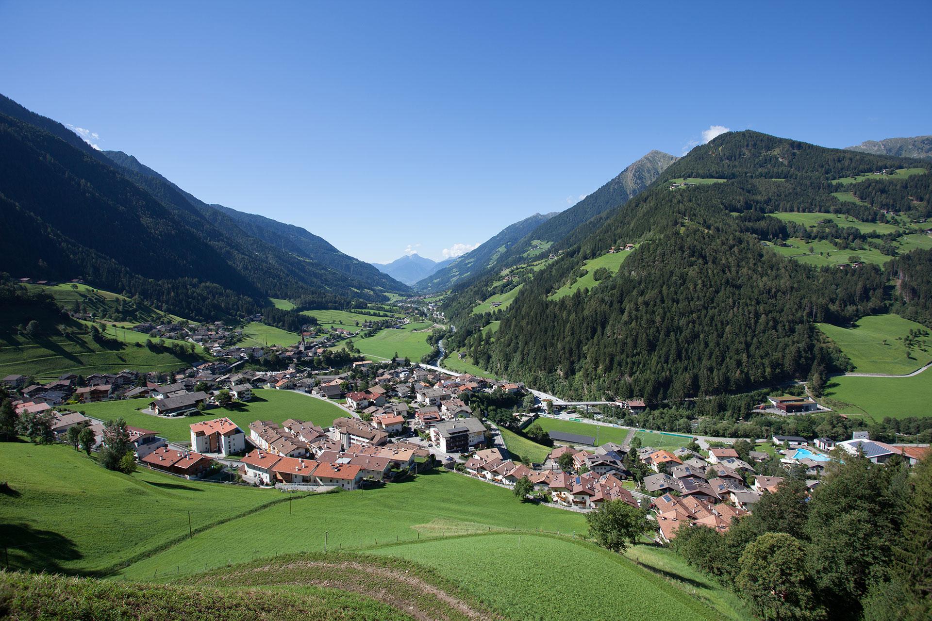 Alpenregionstreffen 2020: Grußworte der 5 Passeirer Gemeinden