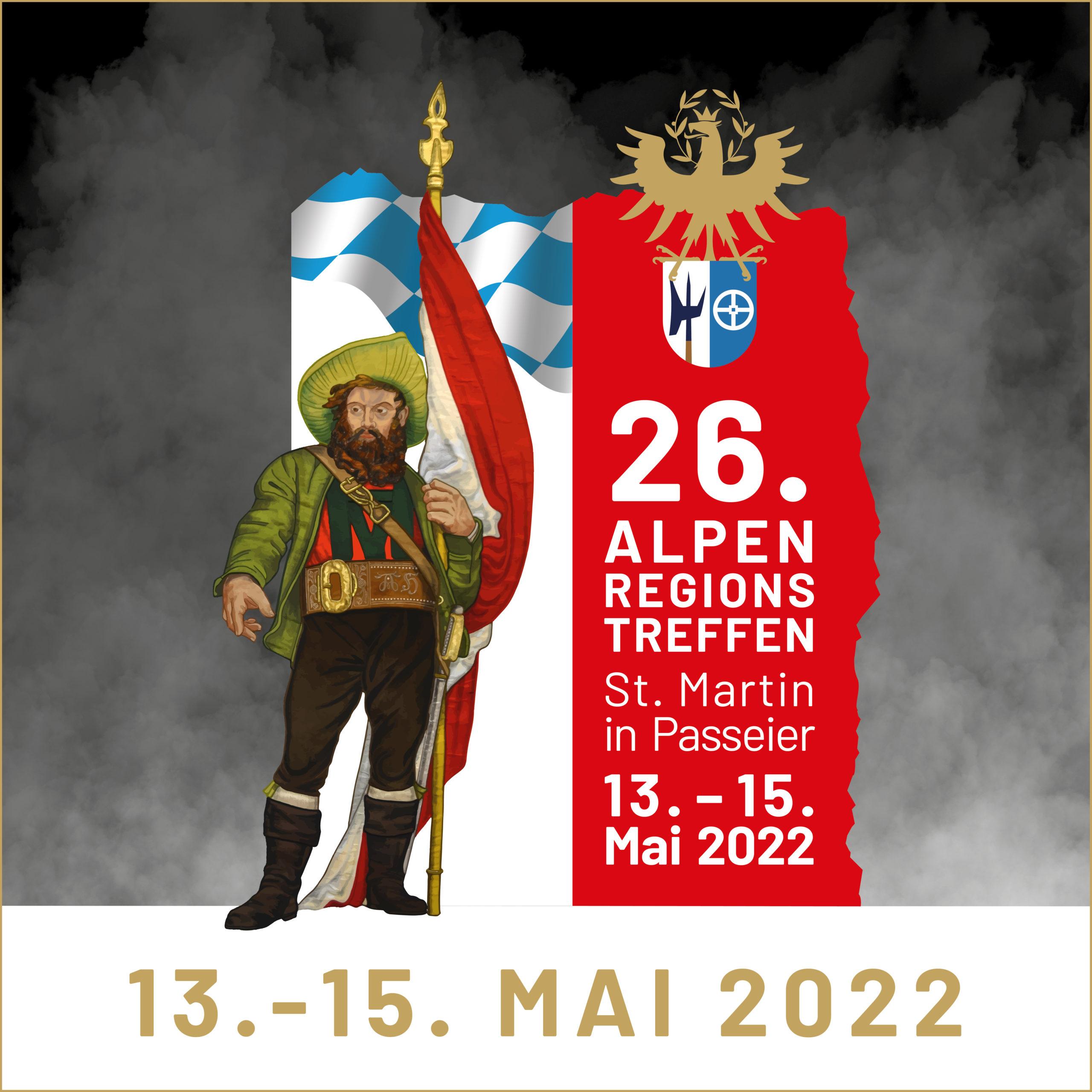 Alpenregionstreffen 2020: Alpenregionstreffen abermals auf 2022 verschoben